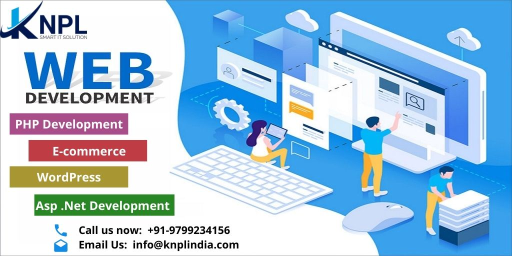Best web development company in sikar