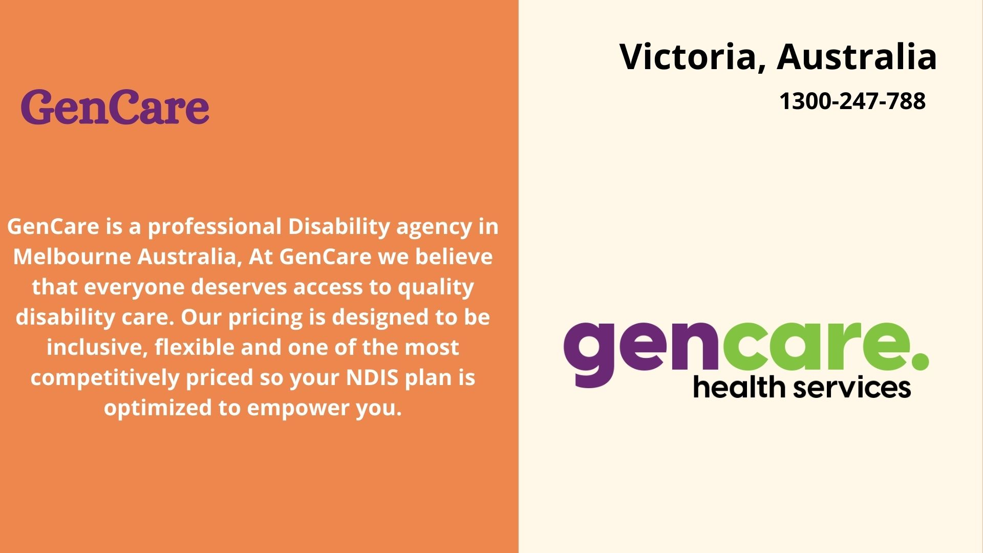 GenCare is a Professional HealthCare Agency