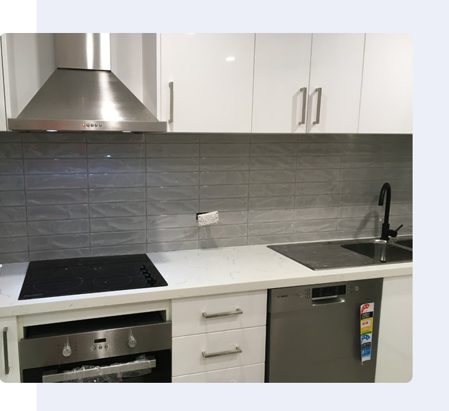Amazing Kitchen Tiling Melbourne From Vittorio's Tiling