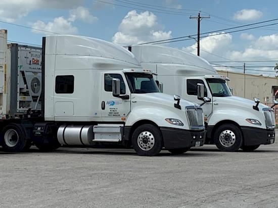 PrimusGFS Certified Refrigerated Transport Services in Houston!
