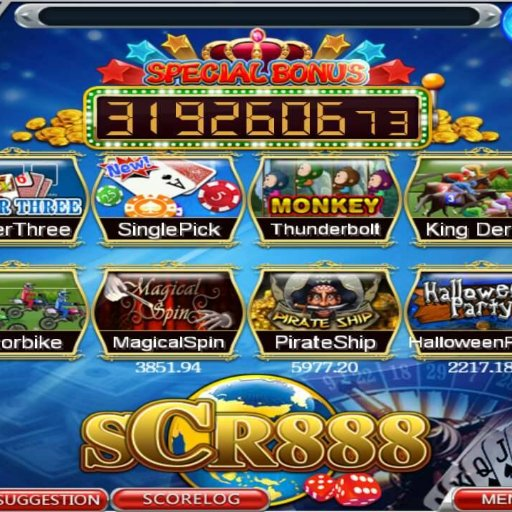 Download the SCR888 App to play totally free Casino Games