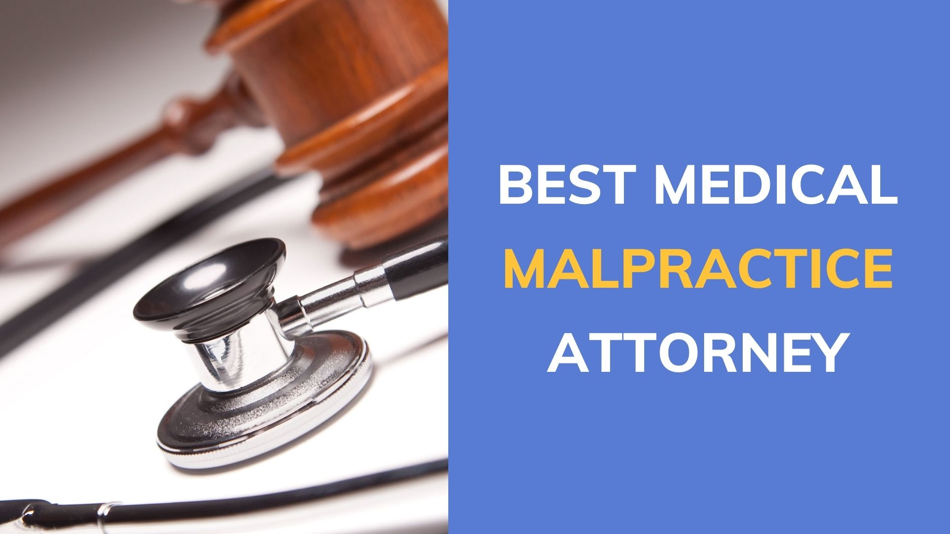 Best Medical Malpractices Attorney in California