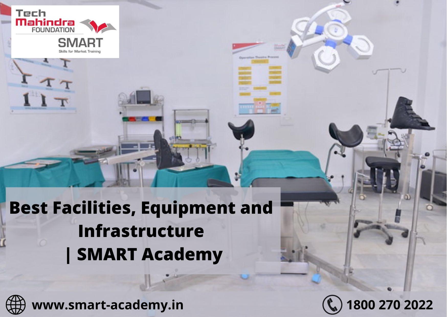 Facilities & Infrastructure | SMART Academy