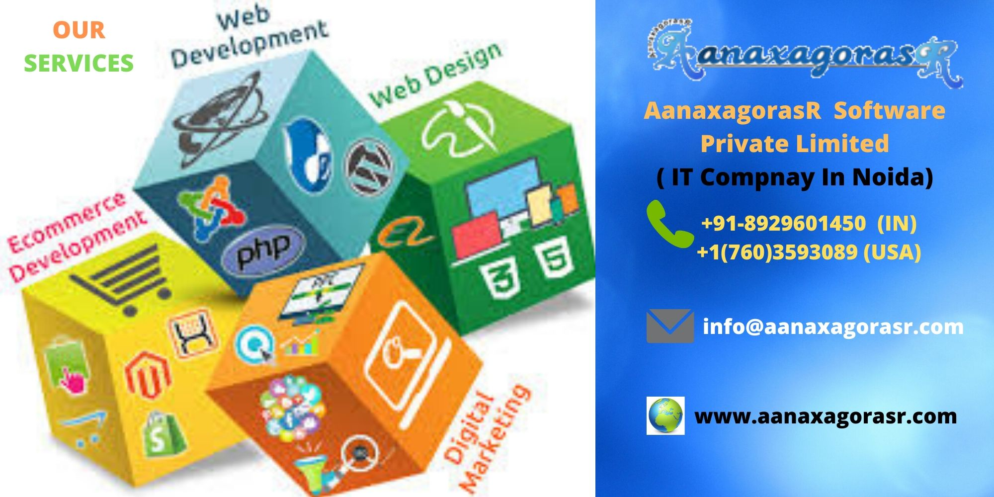 Top Information Technology (IT) Companies In Noida