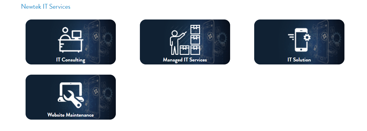 IT Services in Orlando, Florida | Newtek IT Services