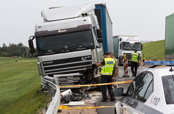 Legal Factors at Play in a Truck Accident