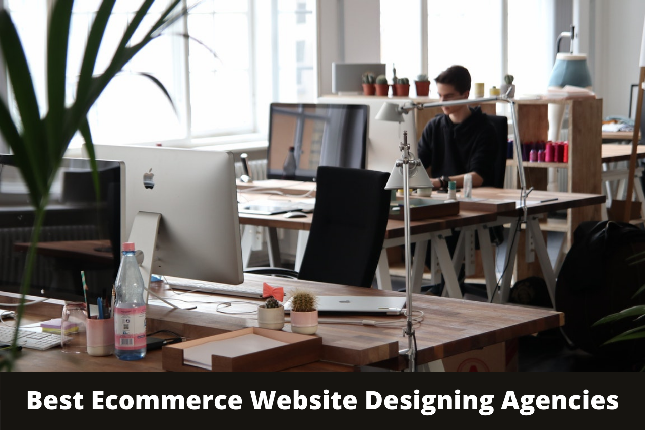 Best Ecommerce Web Designing Agencies