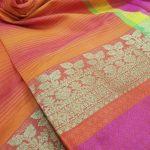 Buy Gorgeous Kota Silk Sarees | Shree Jain Jari Store | 9831046054