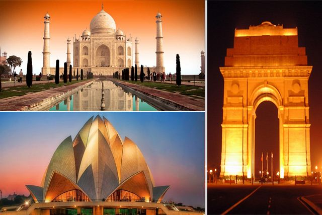 Taj Mahal: - Architectural Marvel of Agra