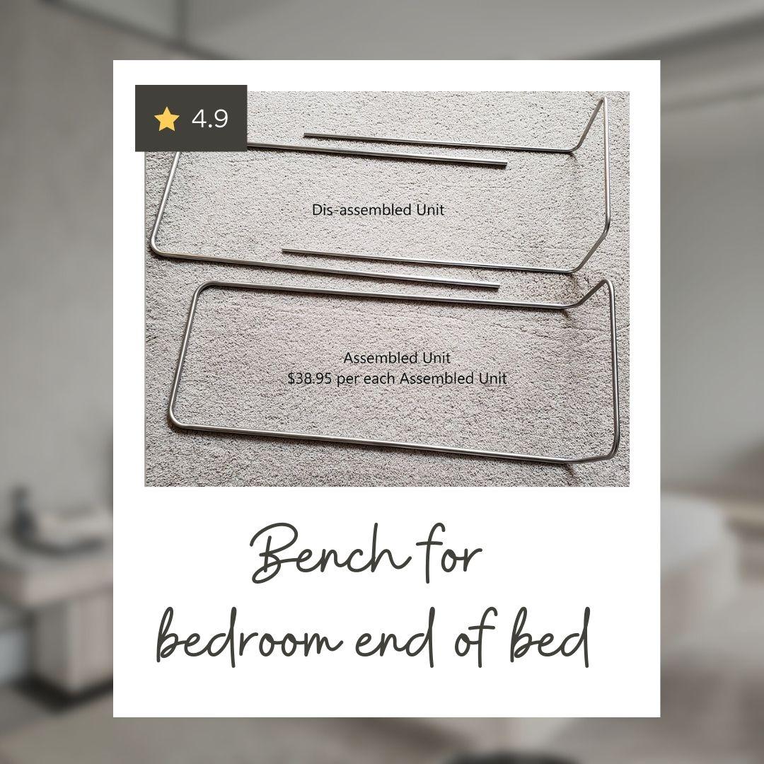 Find Bench for Bedroom End of Bed