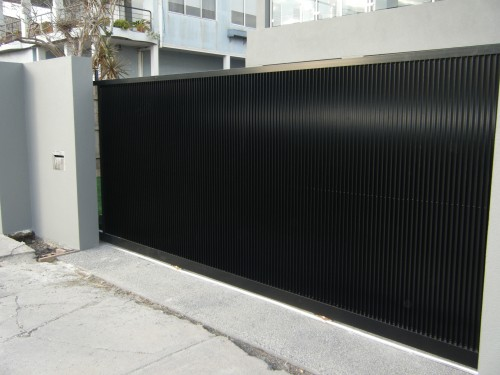 Experts for Automatic Sliding Gates in Melbourne