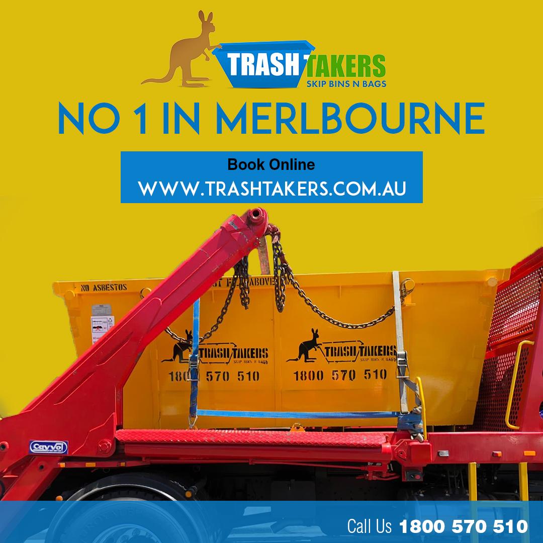 Skip Bin Hire Services in Melbourne