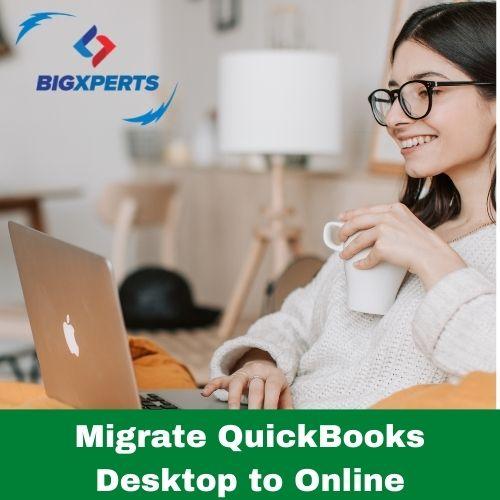 Migrate QuickBooks Desktop to Online
