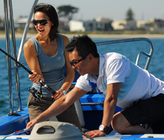 Boat Hire in Melbourne - Bluey's Boat Hire