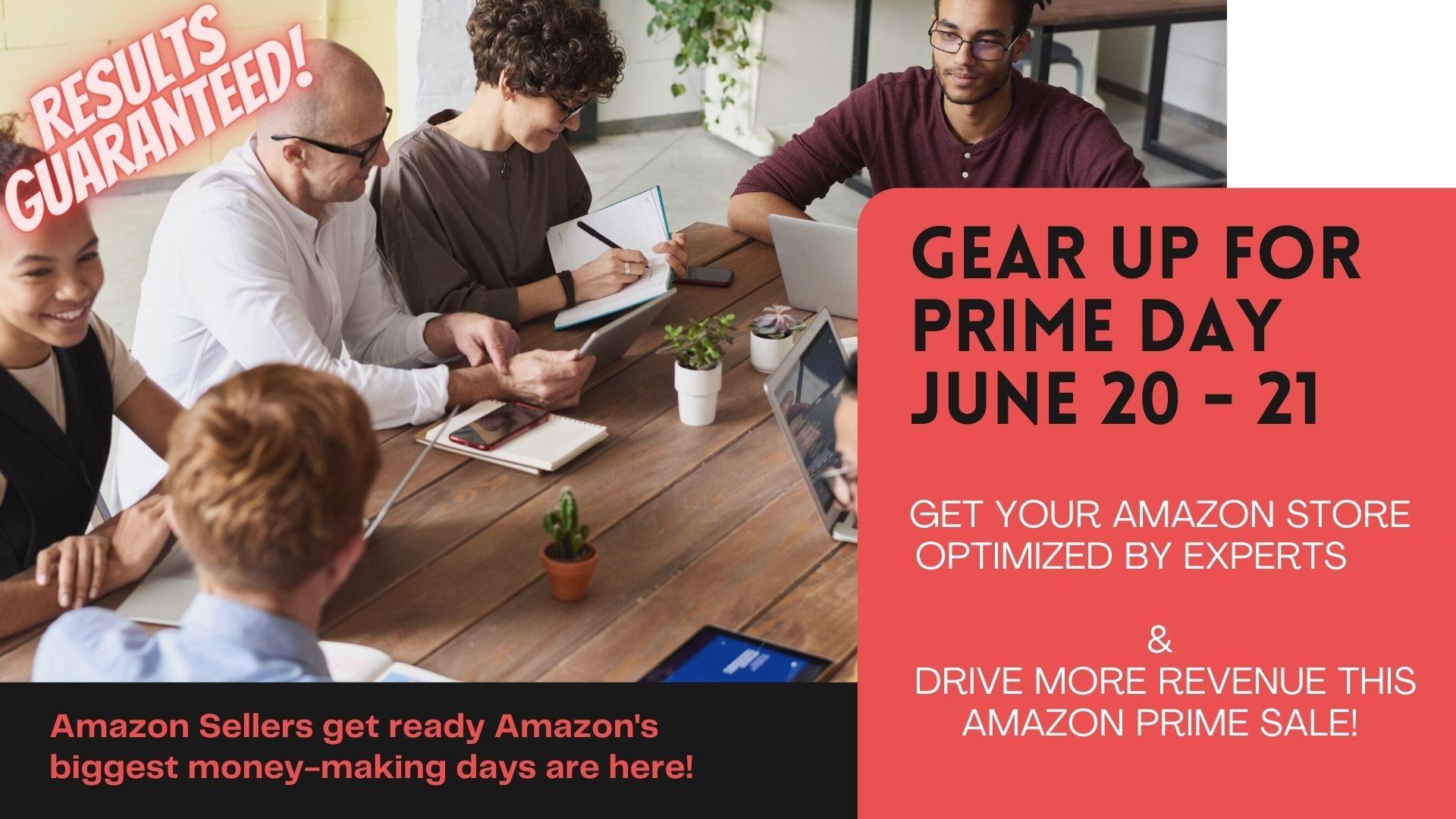 Drive More Revenue This Prime Day 2021 With Amazon Listing Optimization - SunTecIndia.net