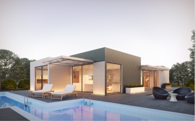 Build your dream custom home in Los Angeles with Constructelement builders.
