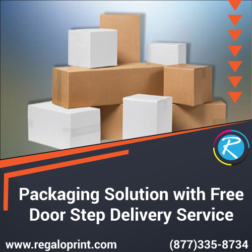 Packaging Solution with Free Door Step Delivery Service – RegaloPrint