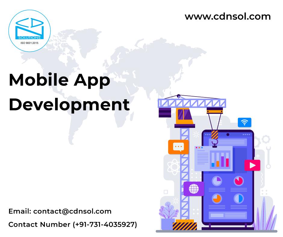 Cross-Platform Mobile App Development Company – CDN Solutions