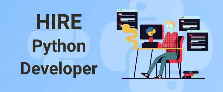 Hire Python Developer for your business website