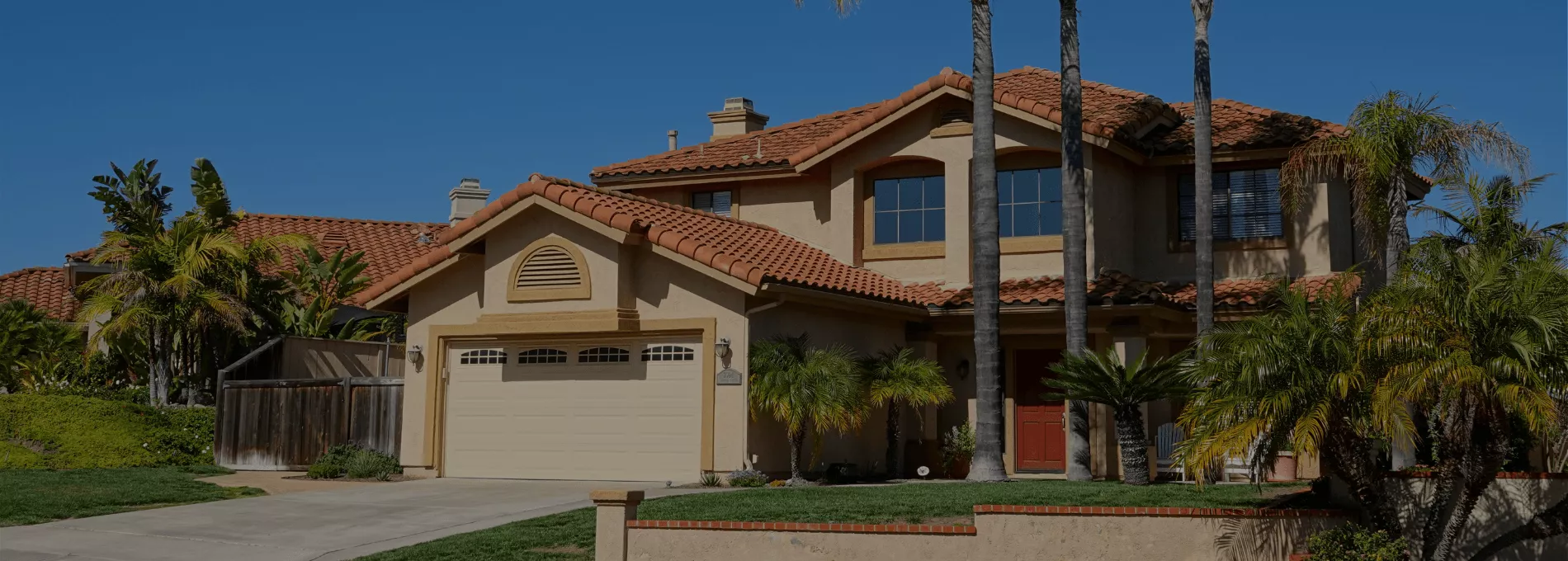 Residential Exterior Painting In San Diego | J Brown Painting