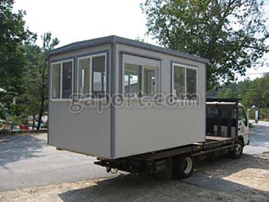 Portable Scale Houses