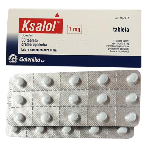 Buy alprazolam ksalol 1mg treatment of anxiety ~ Rxmedsusa