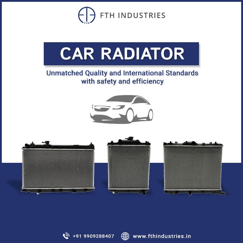 Car Radiator Supplier in Ahmedabad