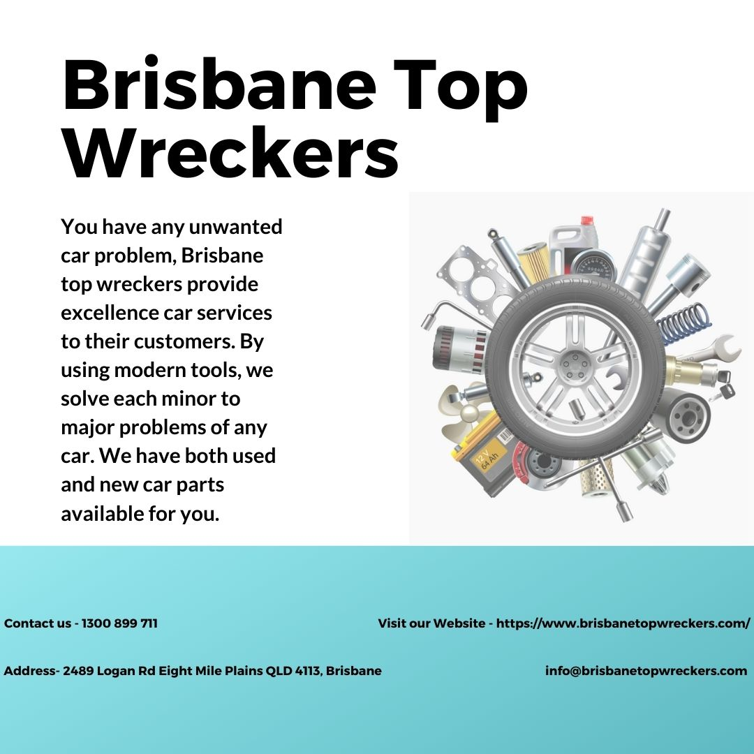 Want Best Second Hand Car Parts in Gold Coast?