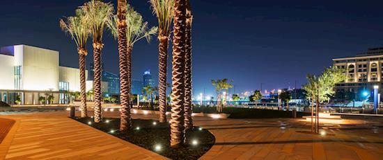 Garden Stainless Steel Bollard UAE