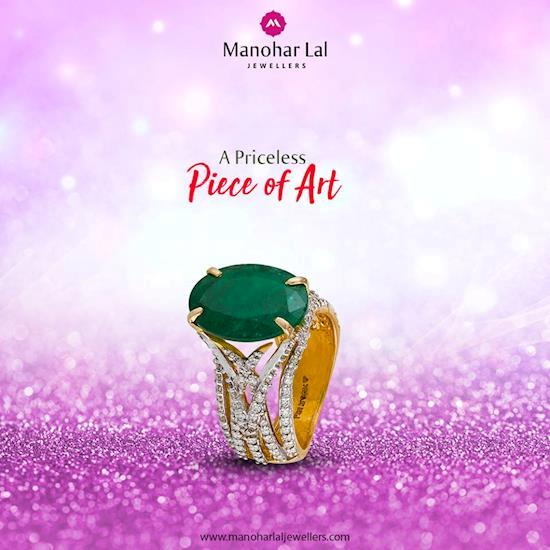 Manohar Lal Jewellers - Best Destination for Jewellery Items
