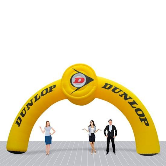Custom Inflatable Arch - Planet Inflatables