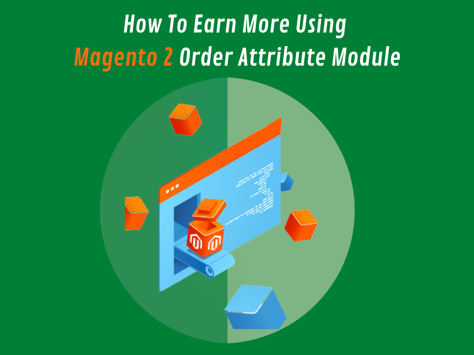 How To Earn More Using Magento 2 Order Attribute Module