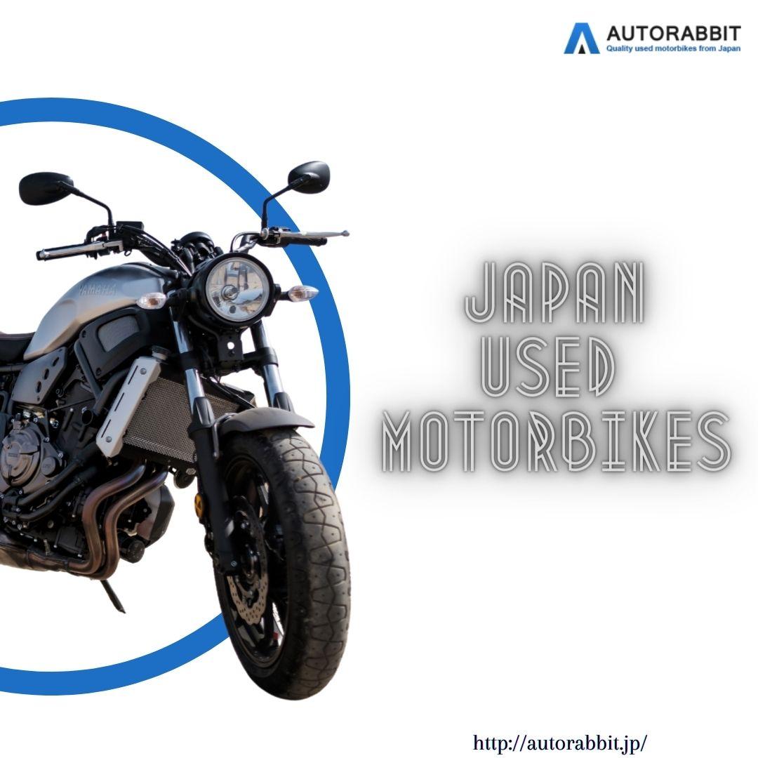 Japan Used Motorbikes- Autorabbit