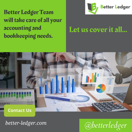 Outsource Finance and Accounting Services - Better Ledger