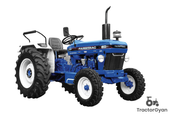Farmtrac 60 EPI T20 Specification in India 2021|Tractorgyan