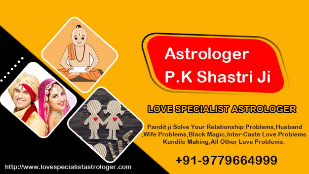 Love Specialist Astrologer