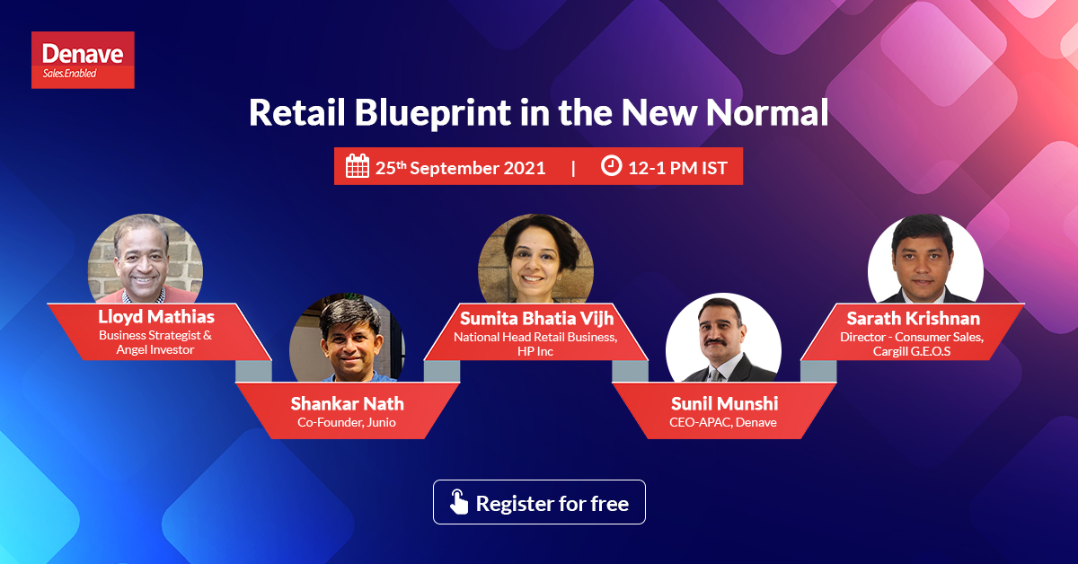 Retail blueprint in the New Normal