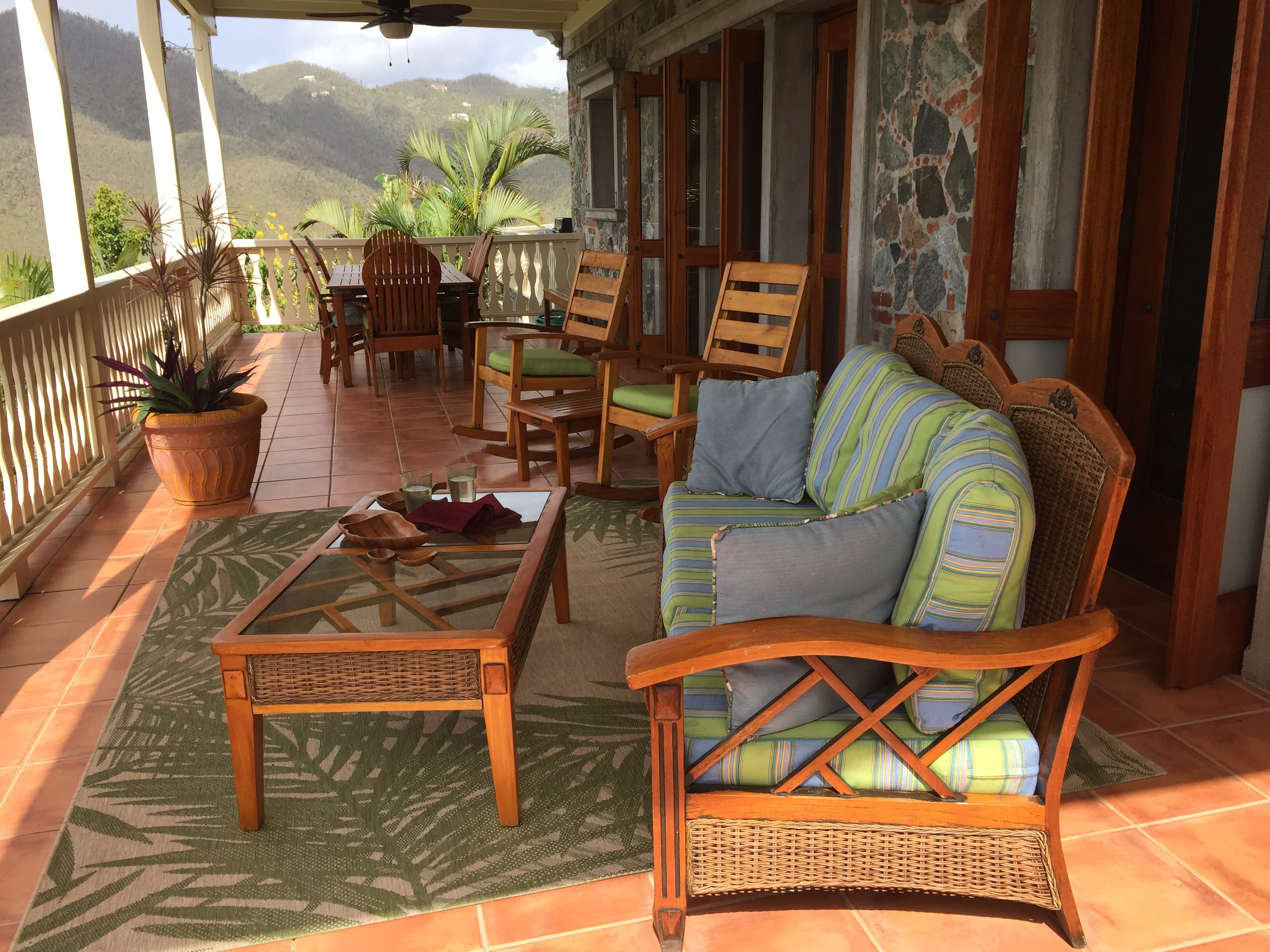 St. John Villa Rentals with All Amenities