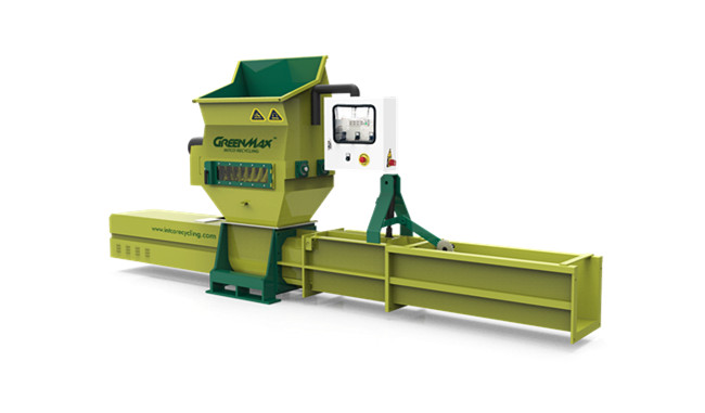 GREENMAX Styrofoam compactor APOLO C200 for sale