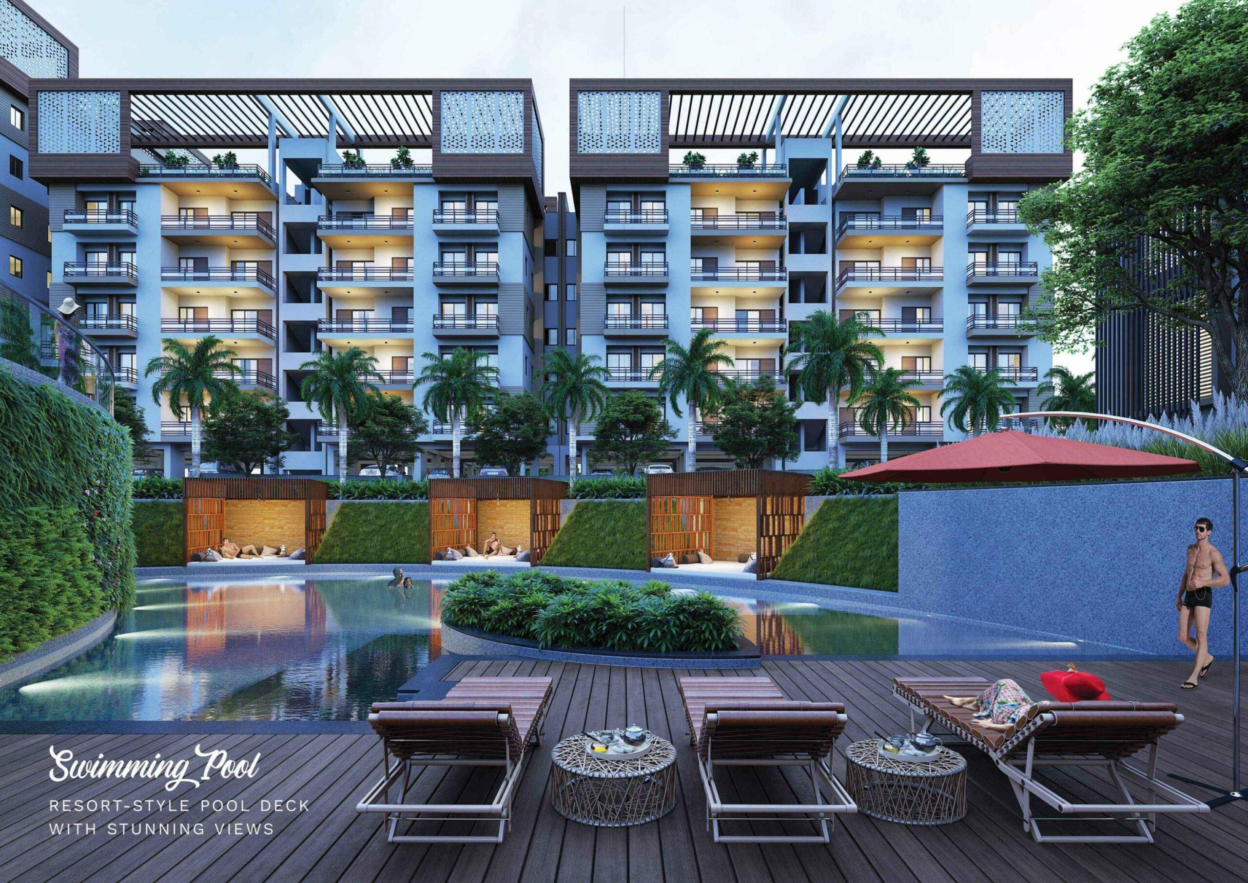 Garden City | Buy 3 BHK Flats in Mansarovar Jaipur