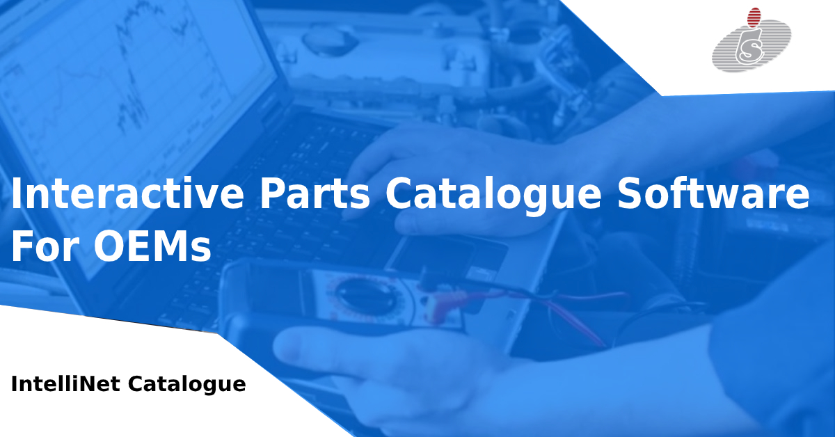 Interactive Parts Catalogue Software