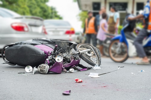 Most Common Motorcycle Accidents