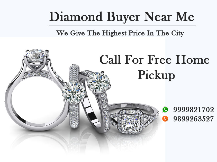 Cash For Diamonds Near Me | Diamond Buyer In Delhi