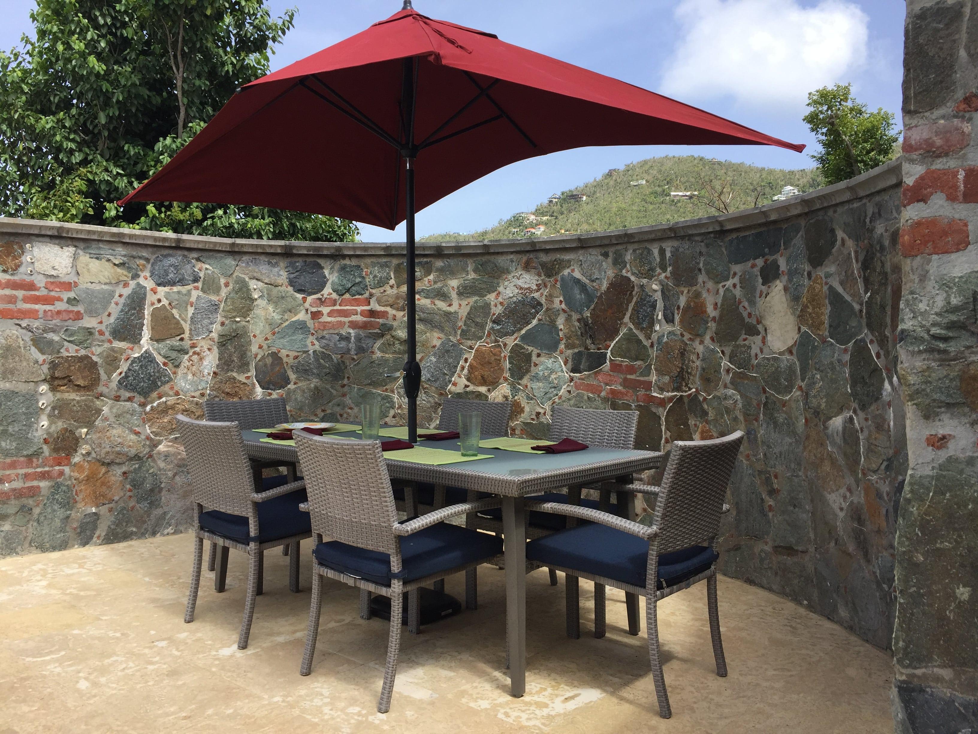 St. John Vacation Villa Rentals with Kitchen