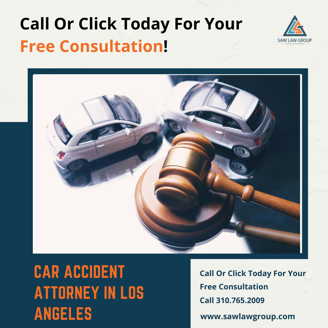 Top Rated Car Accident Attorney in Los Angeles