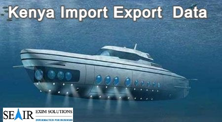 Kenya Import Export Data with Importer Name