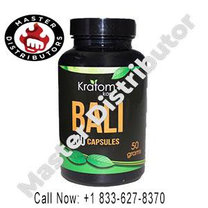 Buy Kratom Kaps Bali Online at Master Distro Online Shop
