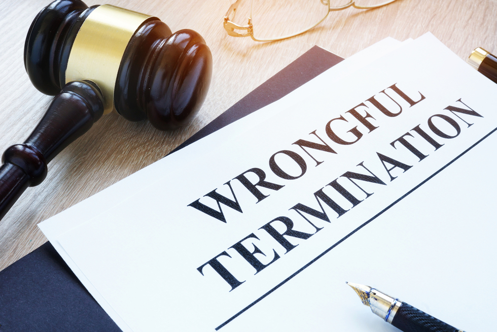 Schedule consultation for wrongful termination lawyers Los Angeles