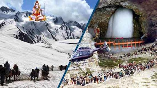 The holy Amarnath Yatra Journey - Feel closer to the Lord