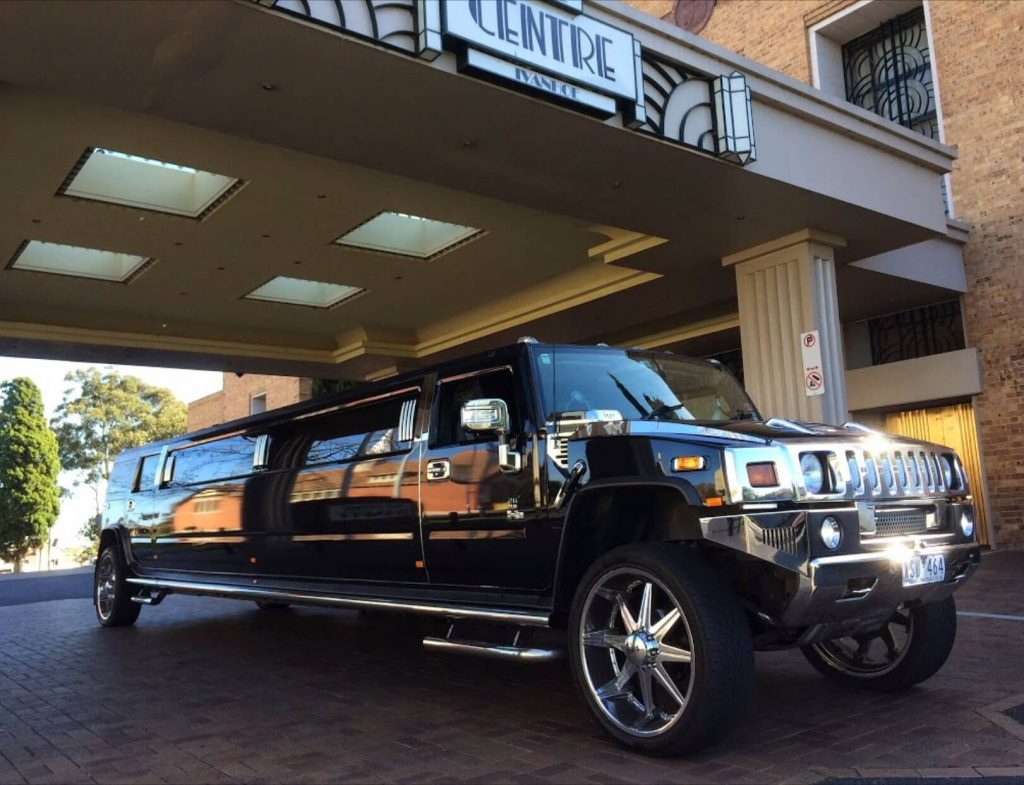 Stylish Limo Hire in Melbourne - Hummer X Limousines